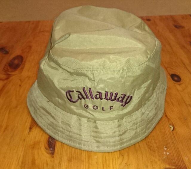 b0689251580 Callaway Ladies Waterproof Bucket Hat Small