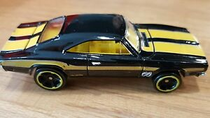 Image Is Loading Hot Wheels 2017 UNSPUN 69 Dodge Charger 500