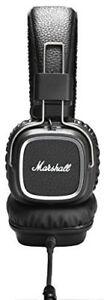 Marshall-Major-II-On-Ear-Headphones-Steel-Limited-Edition-Authentic