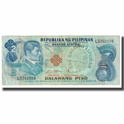 Philippines P-140 200 Pesos Year ND 1949 Uncirculated Banknote