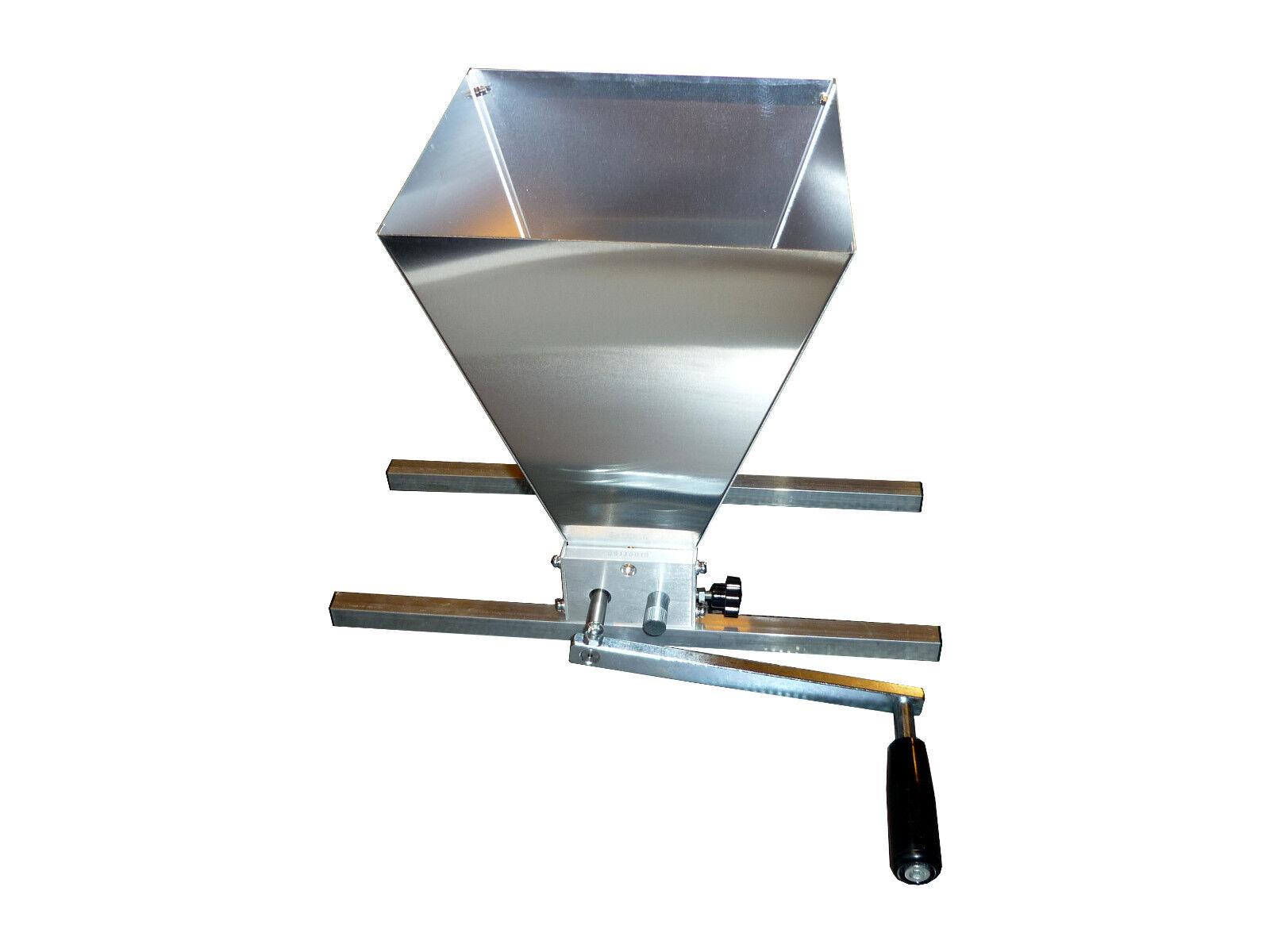 6680  Crusher Home Brewing Malt Grain Mill Homebrewing Equipment