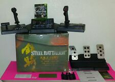 Steel Battalion (Microsoft Xbox, 2002) TRULY 100% CIB