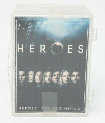 HEROES SERIES 1 BASE CARDS FULL SET OF 90