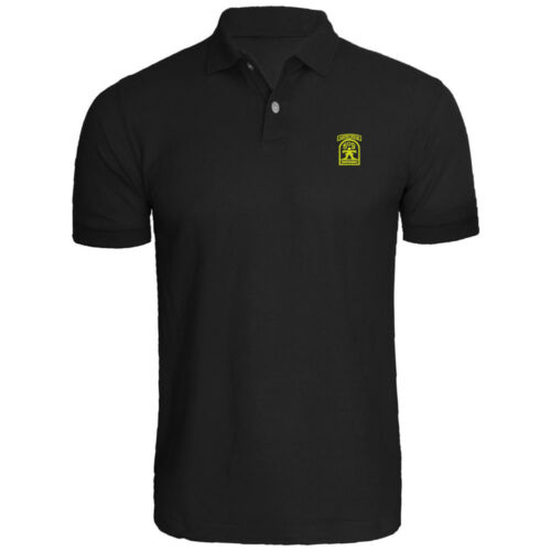 Mens 509th Infantry Airborne Embroidered Polo Shirts