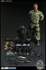 "G.I. Joe Stalker Ranger 12"" inch figure by Sideshow Collectibles Used"