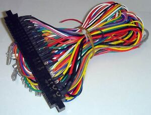 Jamma Harness Wiring on