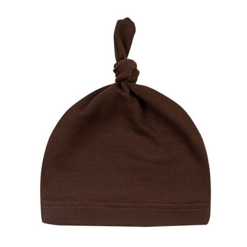 Newborn Baby Cartoon Boy Girl Toddler Cotton Beanie Sleep Cap Headwear Hat 6A