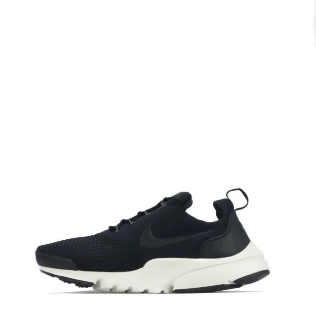 timeless design e05d5 26a09 Nike Presto Fly SE Junior Youth Trainers Black Sail