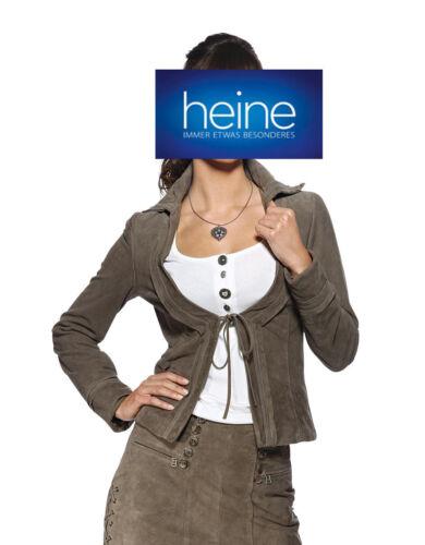 NEU!! Taupe Lederjacke Versandhaus KP 249,00 € /%SALE/%