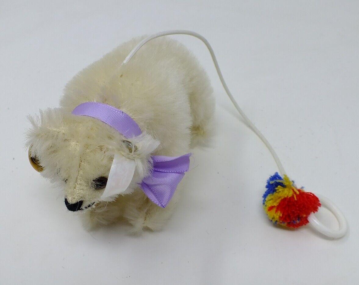 Steiff small teddy bear Weiß with ball