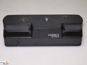 Yashica Winder FR 1 SLR motorischer Filmtransport Spiegelreflex-Kamera 6x AA