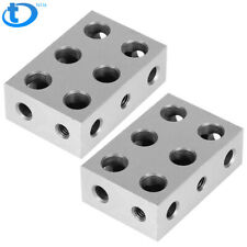 1 Matched Pair 1 2 3 Blocks 11 Holes 0001 Machinist 123 Ultra Precision