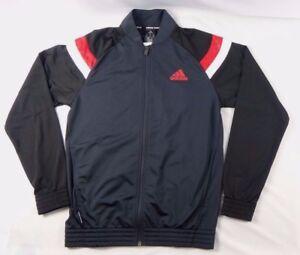adidas ID Coach Jacket Men New Mens Black CG2113 | eBay