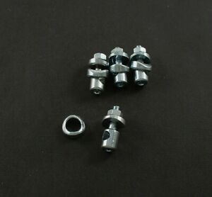 NOS Dia-Compe 983.70 Bicycle Brake Cable Anchor Bolt Assembly Set 983 cantilever