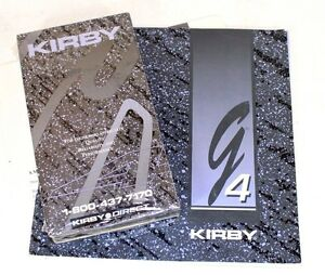 genuine kirby g4 owners manual vhs tape other documentation ebay rh ebay co uk kirby g4 service manual kirby g4 owners manual pdf