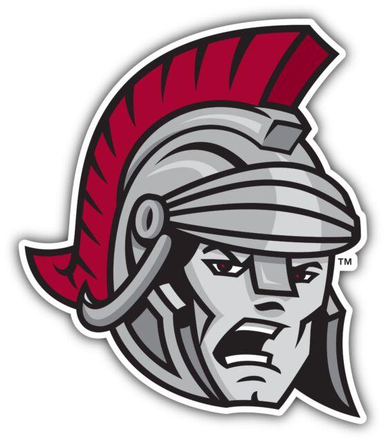 Troy Trojans NCAA Decal Sticker Truck Window Bumper Laptop Wall