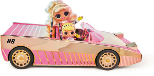 LOL BAMBOLA NUOVO 2020 Surprise AUTO CAR EXCL Cabrio con piscina pista da ballo L.o.l