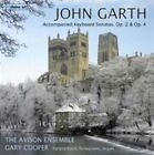 Garth Keyboard Sonatas Gary Cooper Avison Ensemble Divine Art Dda25115 GA