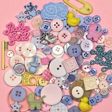 Buttons Galore Value Pack BABY Assorted Embellishments - VP301 - Dress It Up