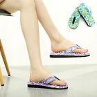 2016 Women Beach Massage Slipper Casual Sandals Flat Shoes Flip-flops Slippers