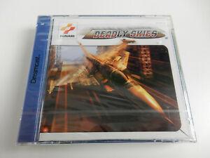 Deadly Skies für Sega Dreamcast - CIB - Neu in Folie !