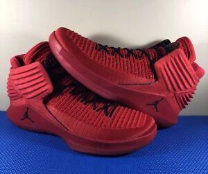 02dc06259dd Nike Air Jordan 32 XXXII Rosso Corsa Gym Red AA1253-601 Rare Men's ...