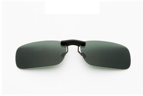 Polarisierte Aufsteckbare Sonnenbrille Leicht Unisex Angeln Fahren Linsen A188