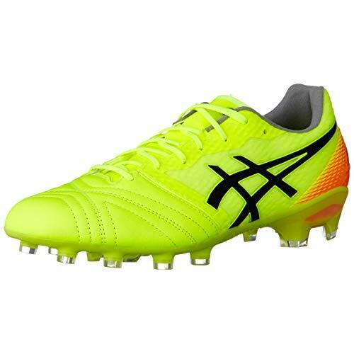 Asics De Fútbol Zapatos ultrezza AI Iniesta Modelo 1103A020 Amarillo US9 (27cm)