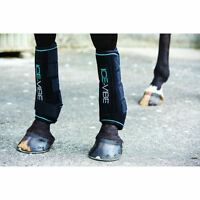 Horseware Ireland Equestrian Horse Riding Ice Vibe Boots Neoprene Outer