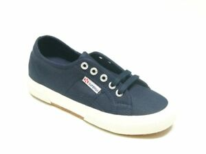 Unisex Adulto Blu 2750 Plus Superga Col Sneakers Cotu wA6Cwnq1