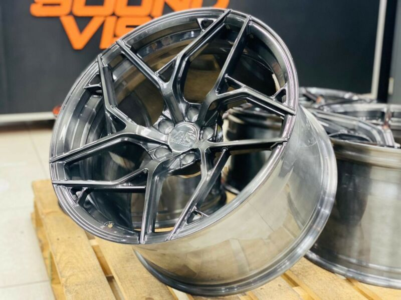 """20"""" AS- FORGED WHEELS FOR NISSAN GTR"""