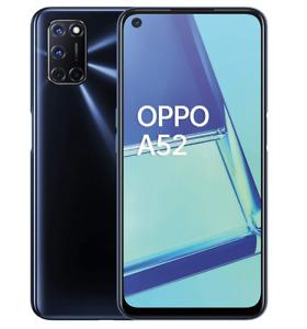 "OPPO A52 TWILIGHT BLACK 64GB DUAL SIM DISPLAY 6.5"" FULL HD 4G/LTE ANDROID"
