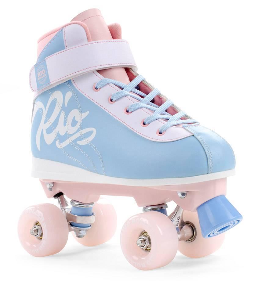 Rio Roller Rollschuhe Milkshake Cotton Candy Rollschuhe Roller NEU 84754 27b409