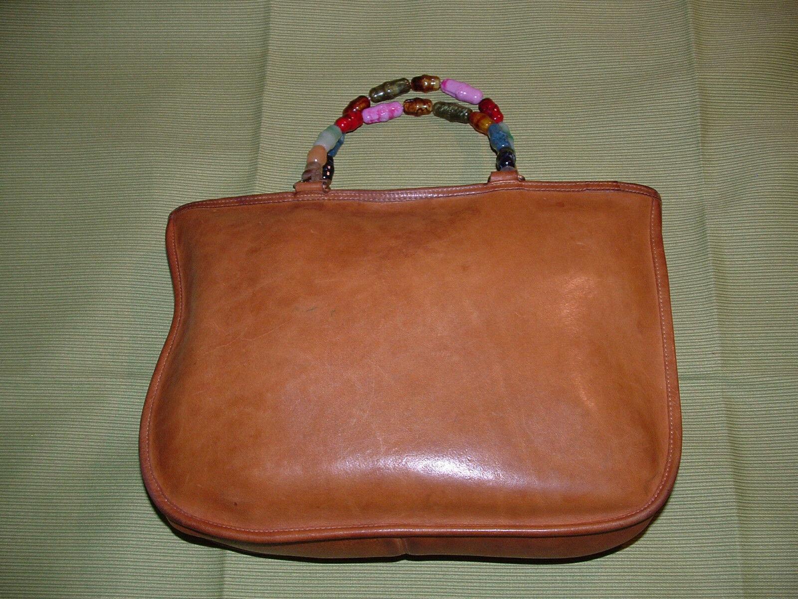 Custom vintage COACH Bonnie Cashin satchel VGC **… - image 2