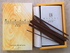 Japanese Incense | Nippon Kodo | Ka-fuh Hinoki | 430 Sticks | Low Smoke