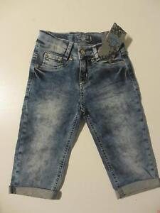 Intelligent Sale %% Blue Effect Slim Capri Kurze Jeans Hose 1161-3615 Denim Neu Einen Einzigartigen Nationalen Stil Haben