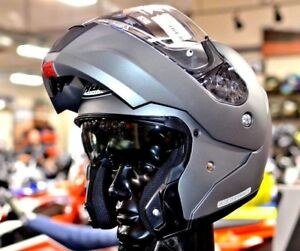 bdf5da407 2018 HJC CL-MAX III Modular Motorcycle Helmet TITANIUM Sizes Medium ...