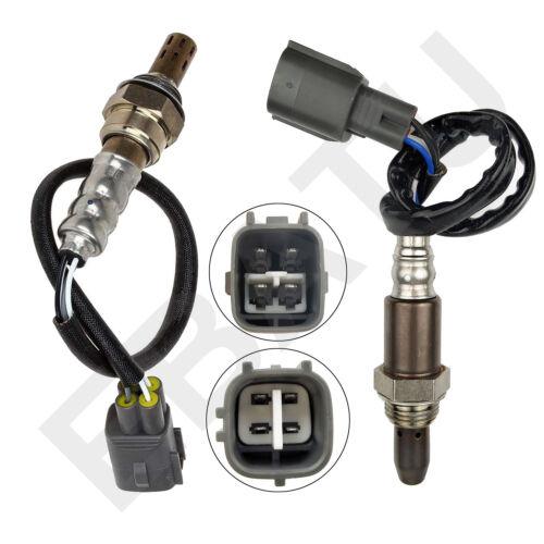2Pcs O2 Oxygen Sensor Upstream /& Downstream For 08-11 Toyota Lexus ES350 3.5L