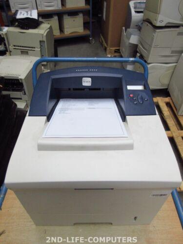 1 von 1 - XEROX PHASER 3600 A4 Mono Laser Printer USB Network LAN Duplex Drucker TESTED OK