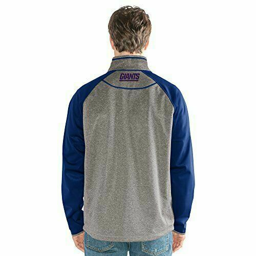 G-III Sports NFL Mountain Trail Half Zip Pullover