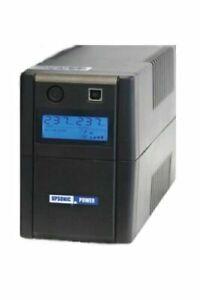 Upsonic-DSV600-600VA-UPS-Line-Interactive-Modified-Sinewave-Output-2-Outlets