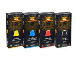 Attibassi-Nespresso-Compatible-Coffee-Capsules-Gourmet-Italian-Coffe-Pods