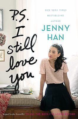 P. S. I Still Love You by Jenny Han (2015, Hardcover)