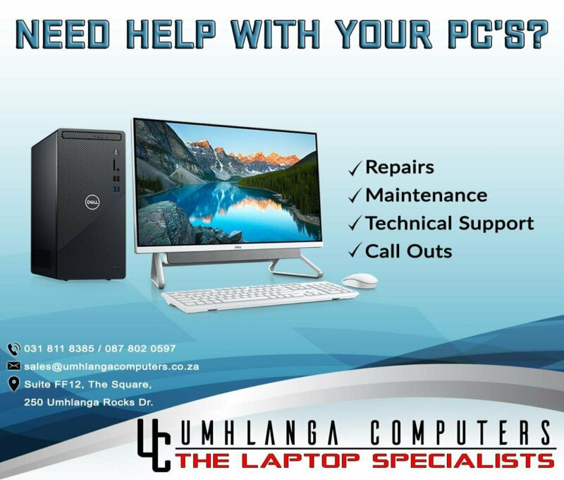 Need help with your PCs?