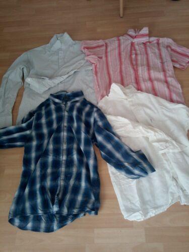 chemises hommes 2;50 la pièce