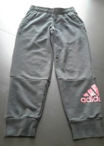 Pantalon-de-sport-Adidas-fille-taille-8-9-ans