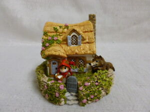 Wee Forest Folk Red Riding Hood At Grandmothers House Spec Edition M 172 Retired Ebay