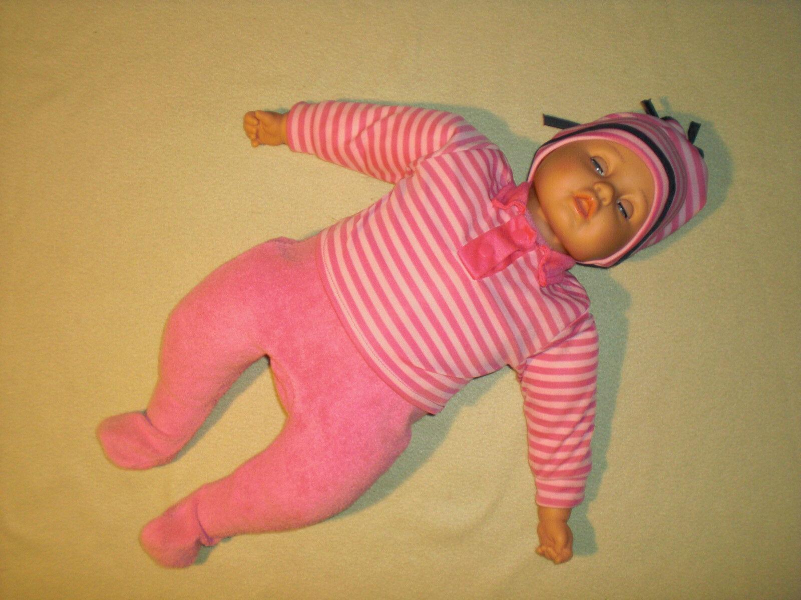 Lissi Brätz Puppe mit Funktion - spricht lacht weint