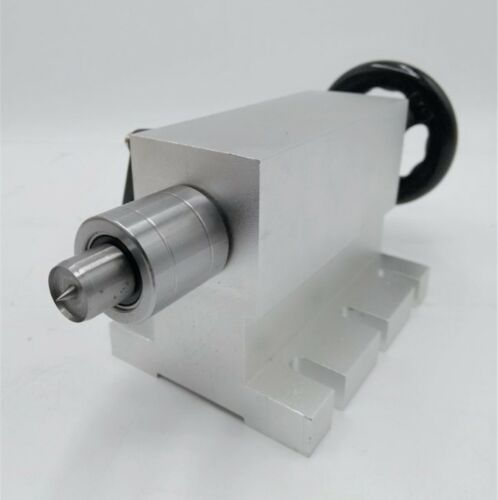 Reitstock A 4th Rotary Axis TailStock Rotational Axis for CNC Router Engraver
