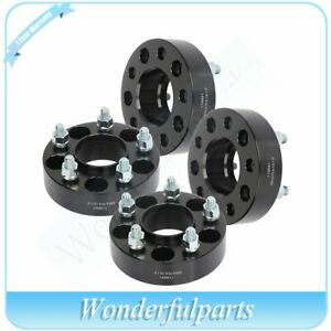 4-pcs-1-5-034-thick-5x4-5-wheel-spacers-1-2-034-studs-for-Ford-Mustang-Edge-Ranger